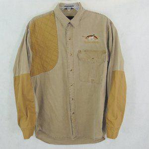 Browning Super Natural Hunting Button down shirt L